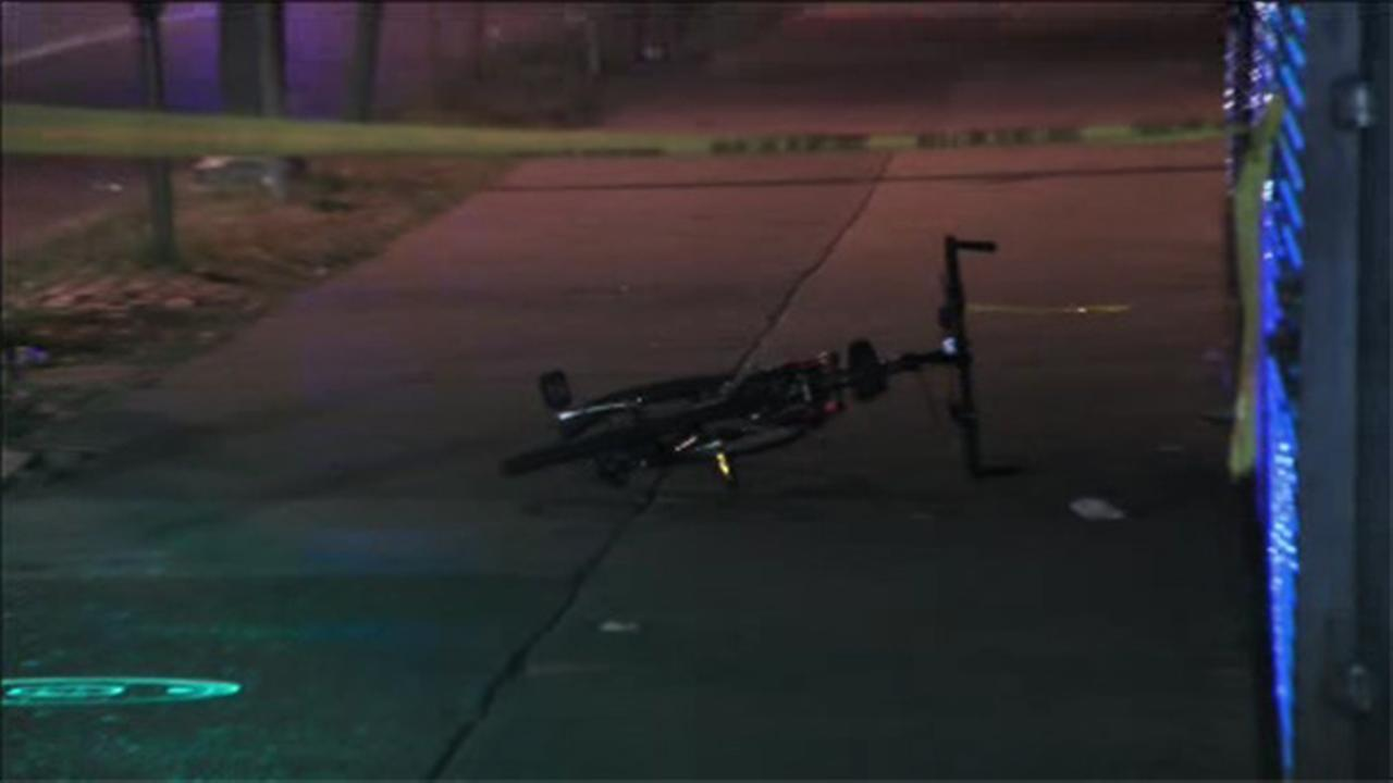 Young man on bike, shot and robbed in Germantown