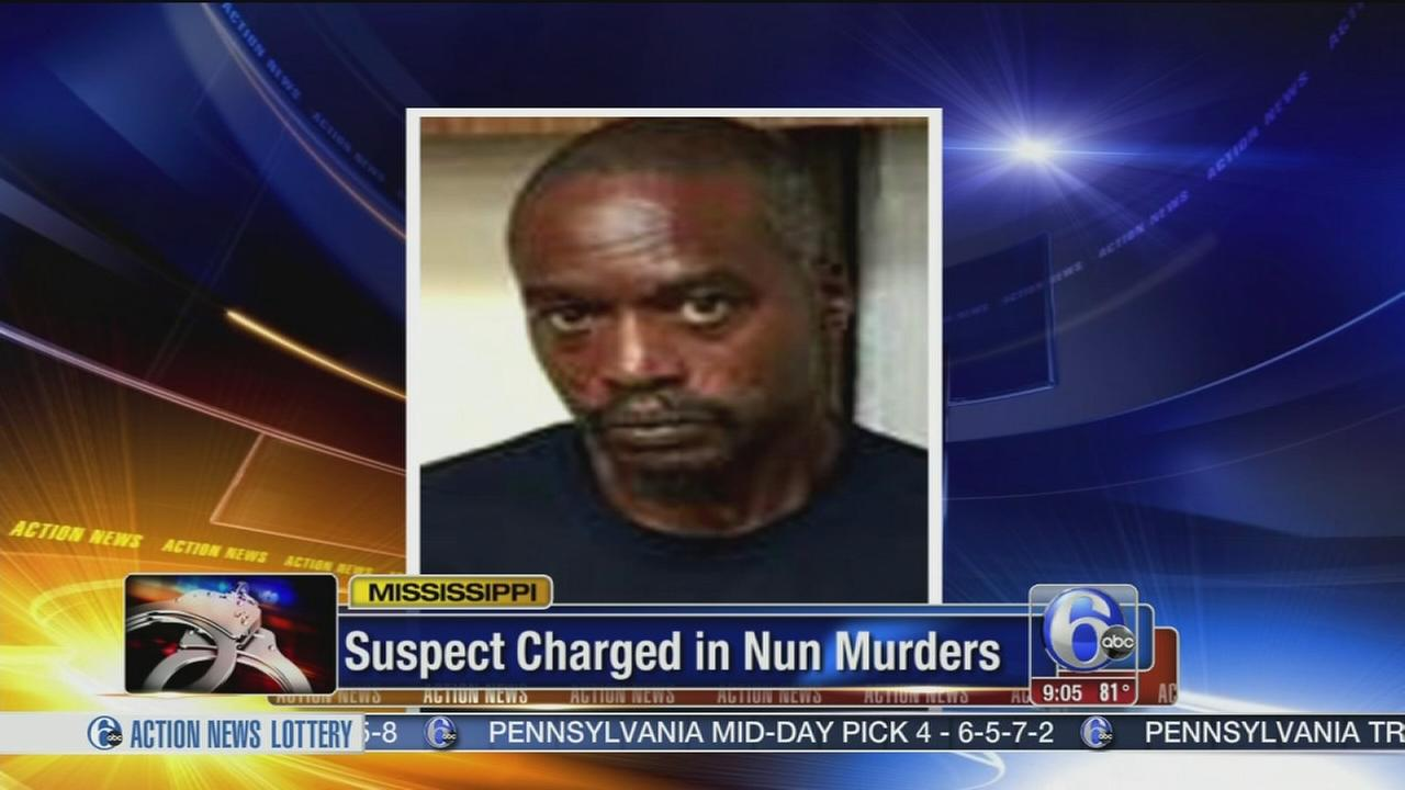 VIDEO: Man faces 2 capital murder charges in nun deaths