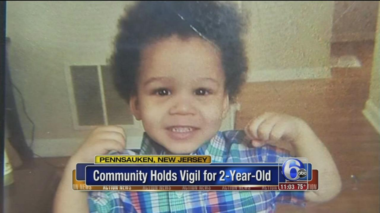 VIDEO: Murdered toddler remembered in NJ