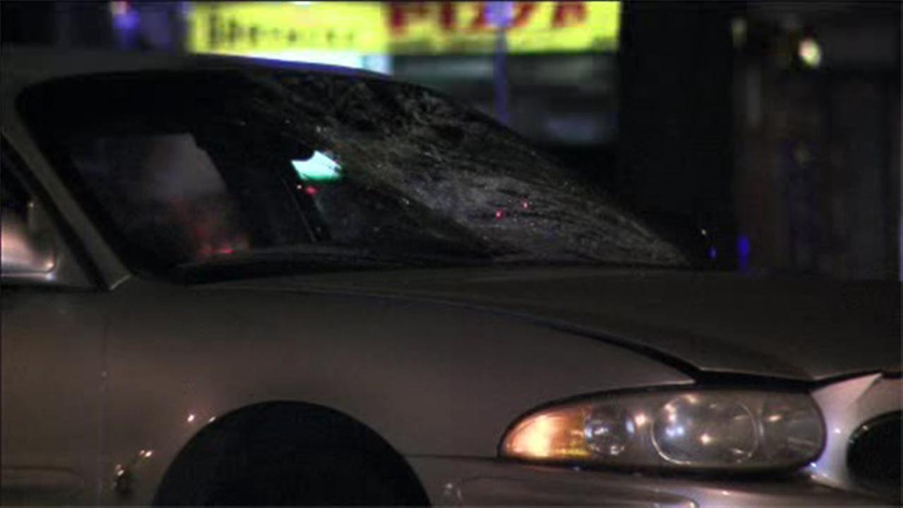 Pedestrian struck on Roosevelt Boulevard in Feltonville