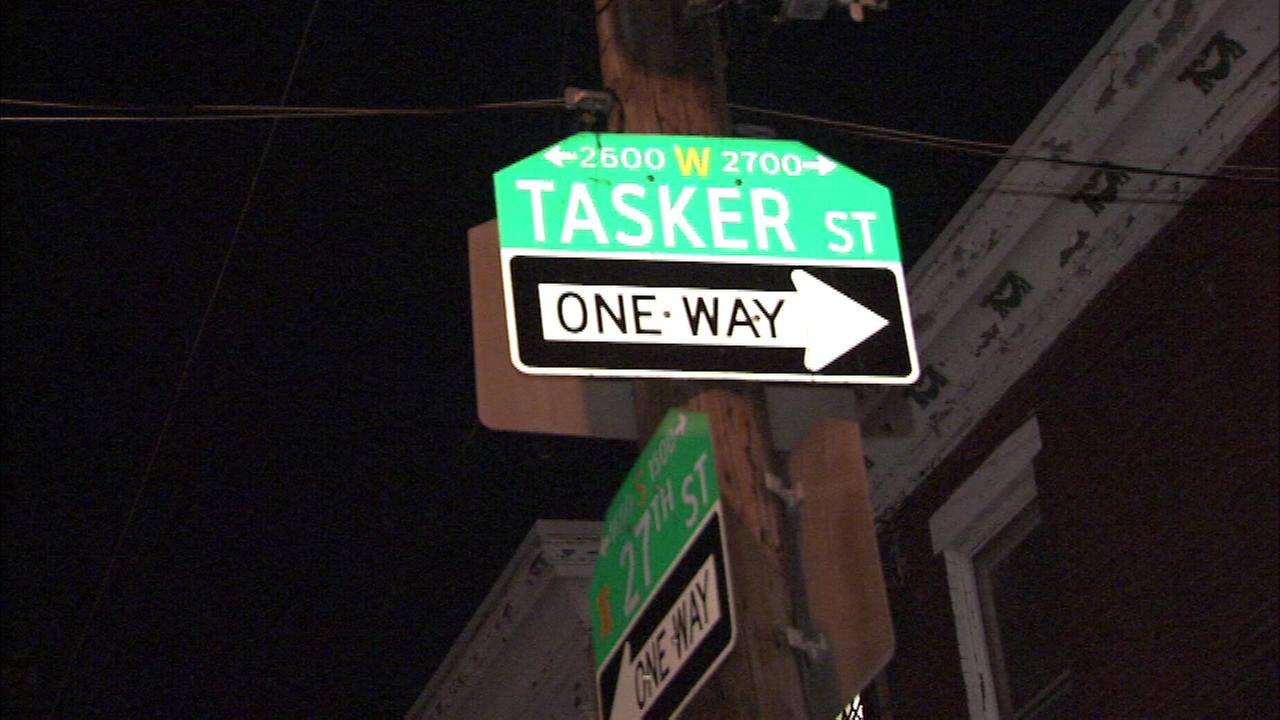 August 29, 2016: Philadelphia police say gunfire erupted at 12 a.m. at 27th and Tasker streets in Grays Ferry.