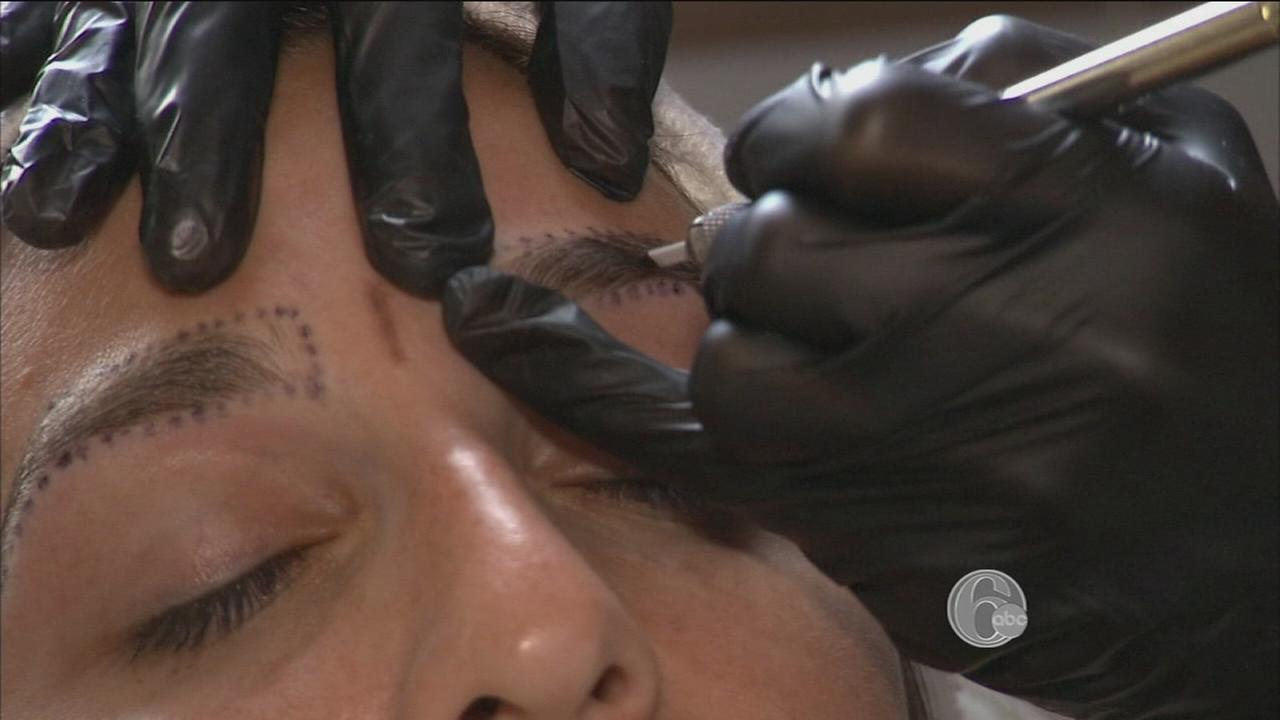 VIDEO: Real Brows Microblade