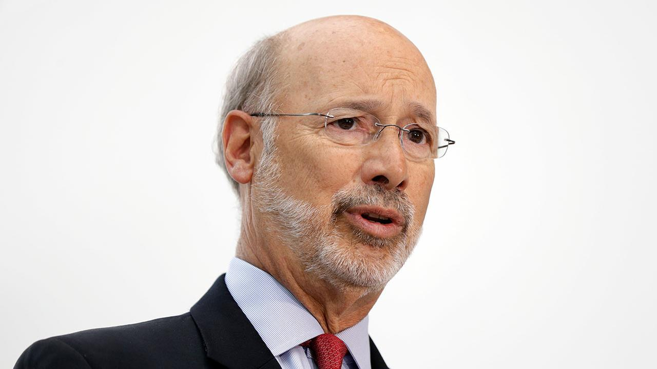 Wolf vetoes bill on when to ID cops involved in deadly force