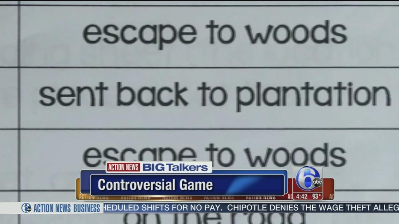 VIDEO: Parents upset over Georgia teachers slavery game lesson plan