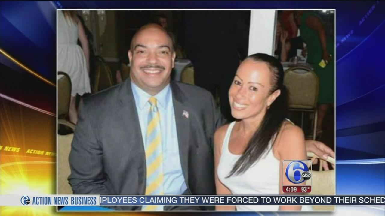 VIDEO: Girlfriend of DA Seth Williams charged in tire slashings