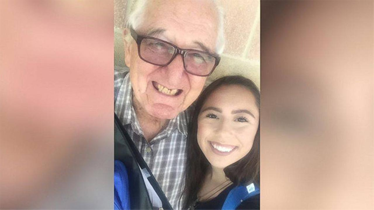 VIDEO: Teen and 82-year-old grandpa enroll at same college