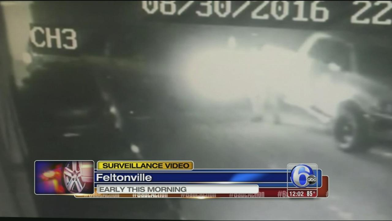 VIDEO: Surveillance video in hit-and-run