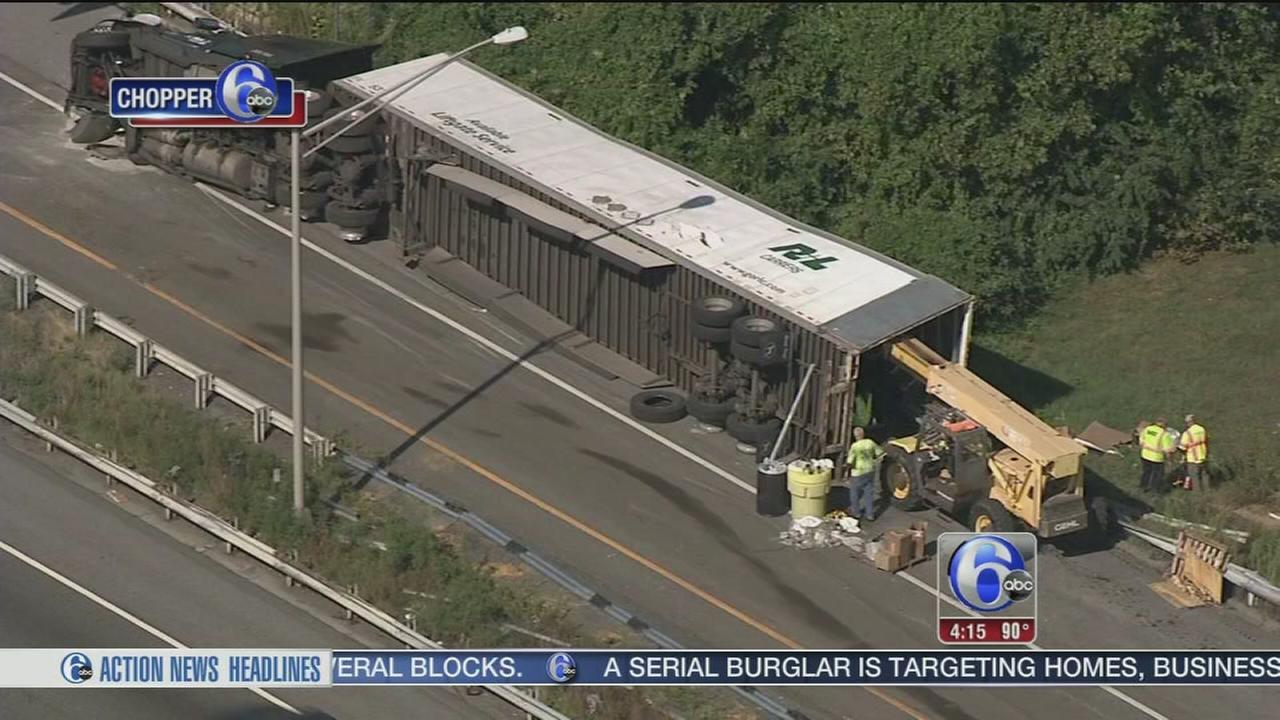 VIDEO: I-95 TT