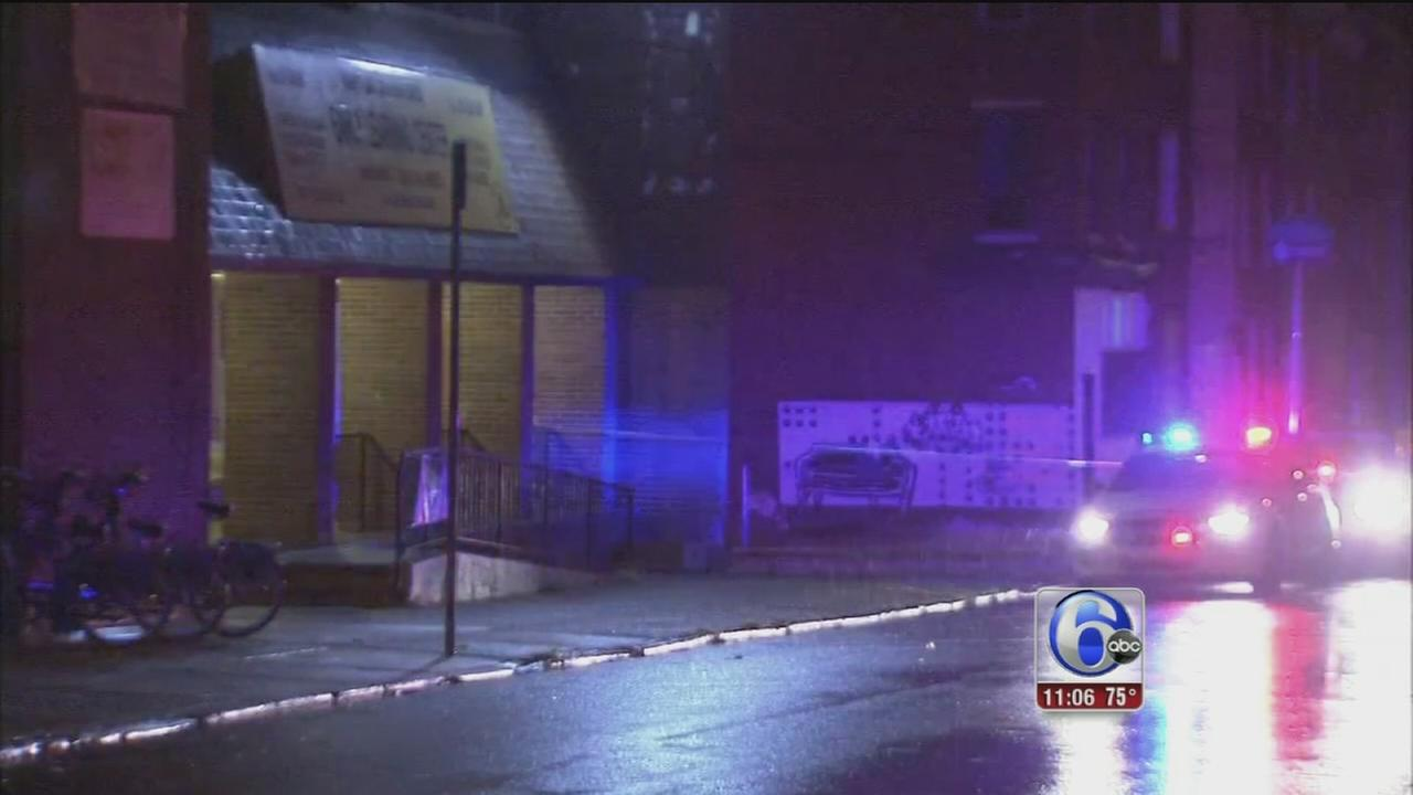 VIDEO: Mantua homicide