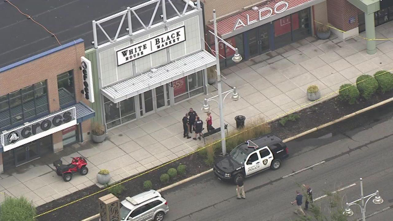 Action News was on the scene of a shooting at the Tanger Outlets in Atlantic City on Thursday, September 1.