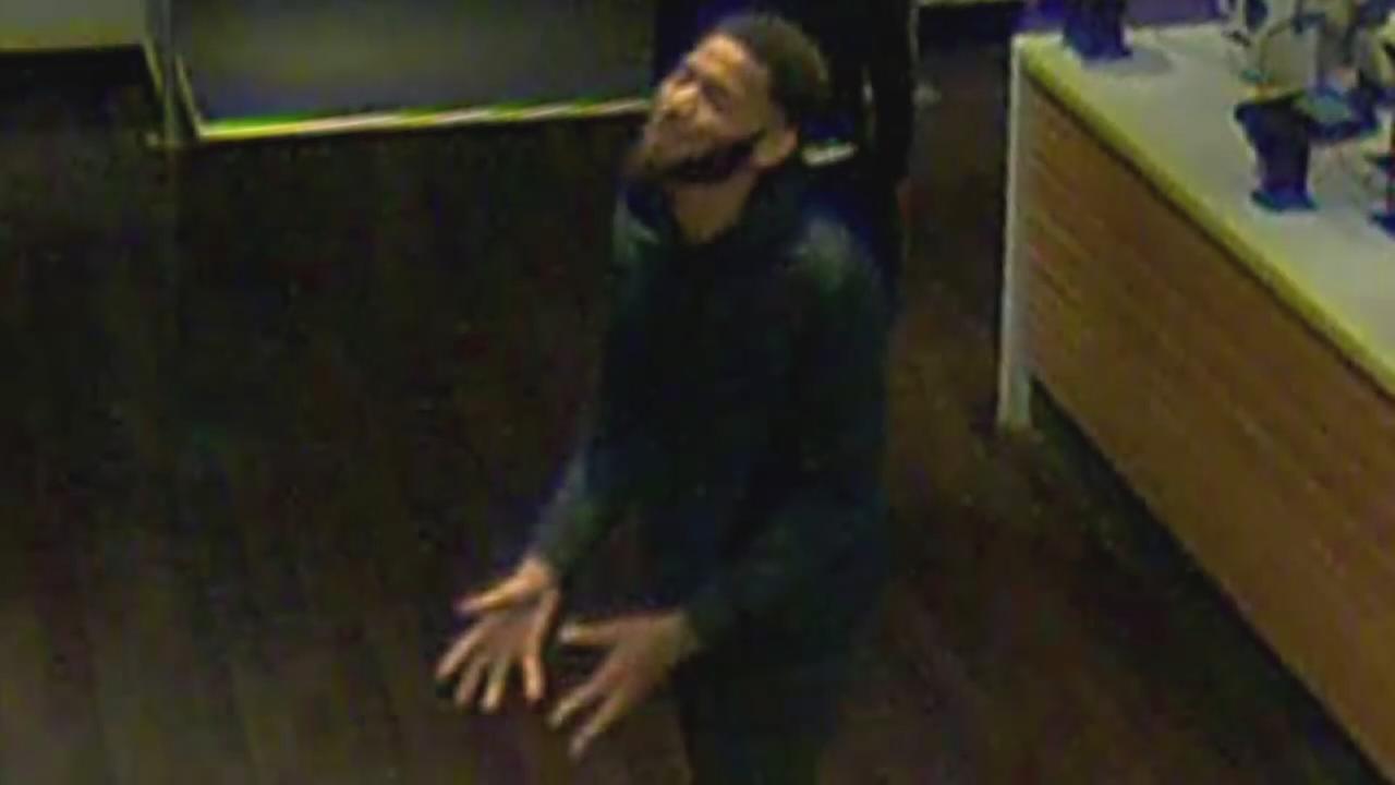 VIDEO: Armed Cheltenham robbery
