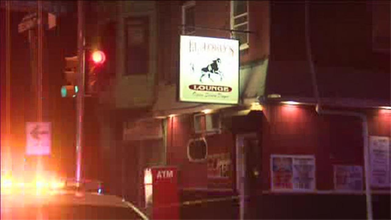 Man stabbed outside West Philadelphia lounge