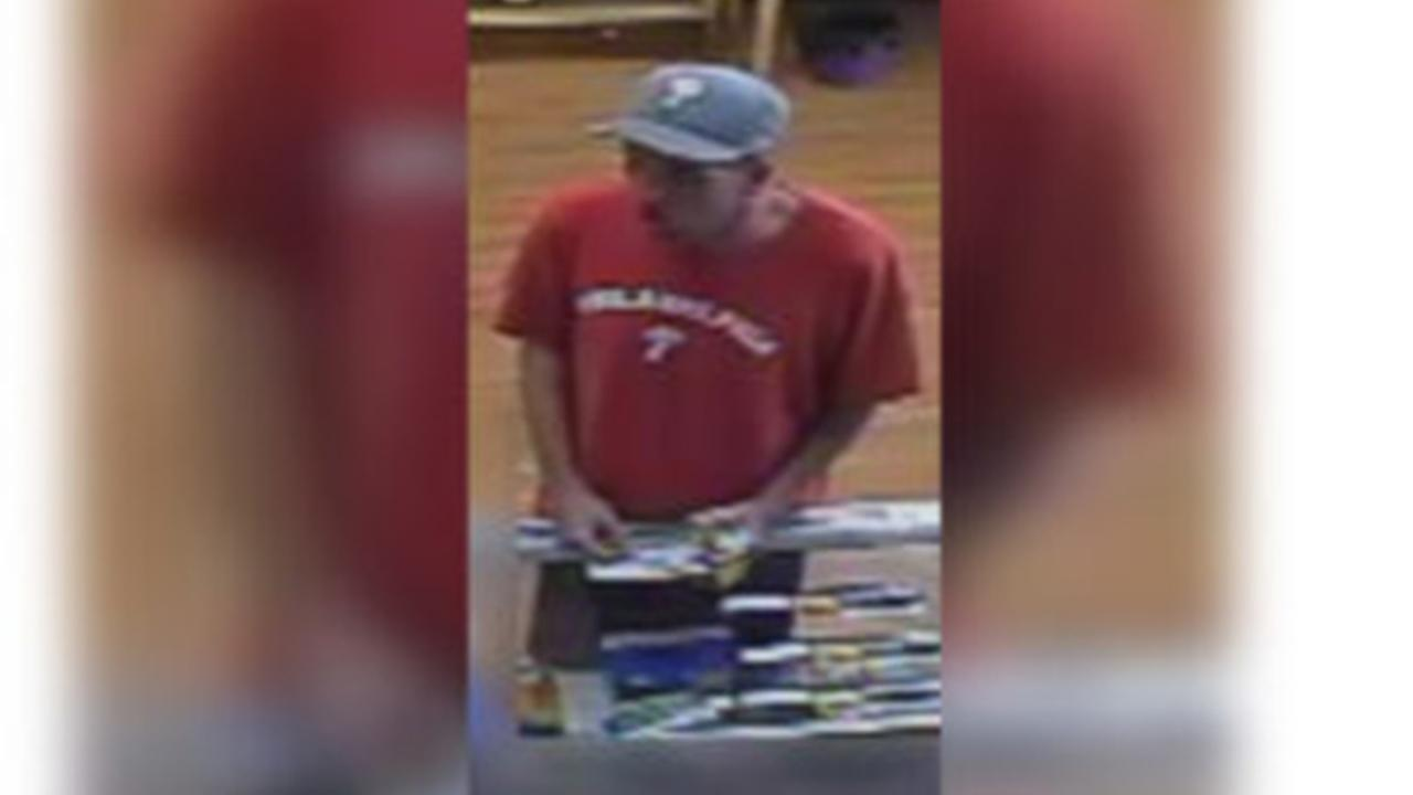 Police: Cigarette shop robber used flammable liquid