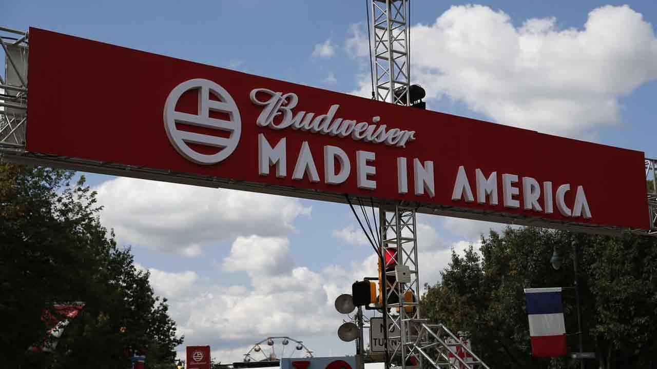 Philadelphia police investigate report of sex assault at Made in America