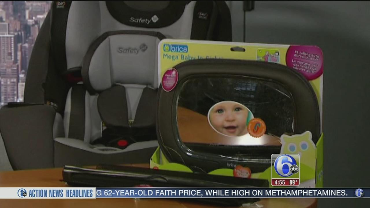 VIDEO: Whats the Deal: Keeping your baby safe in the car