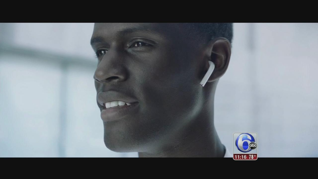 VIDEO: Apple headphones