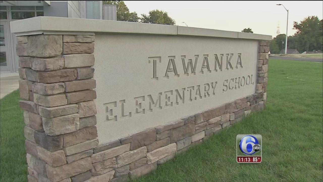 The new Tawanka Elementary debuts