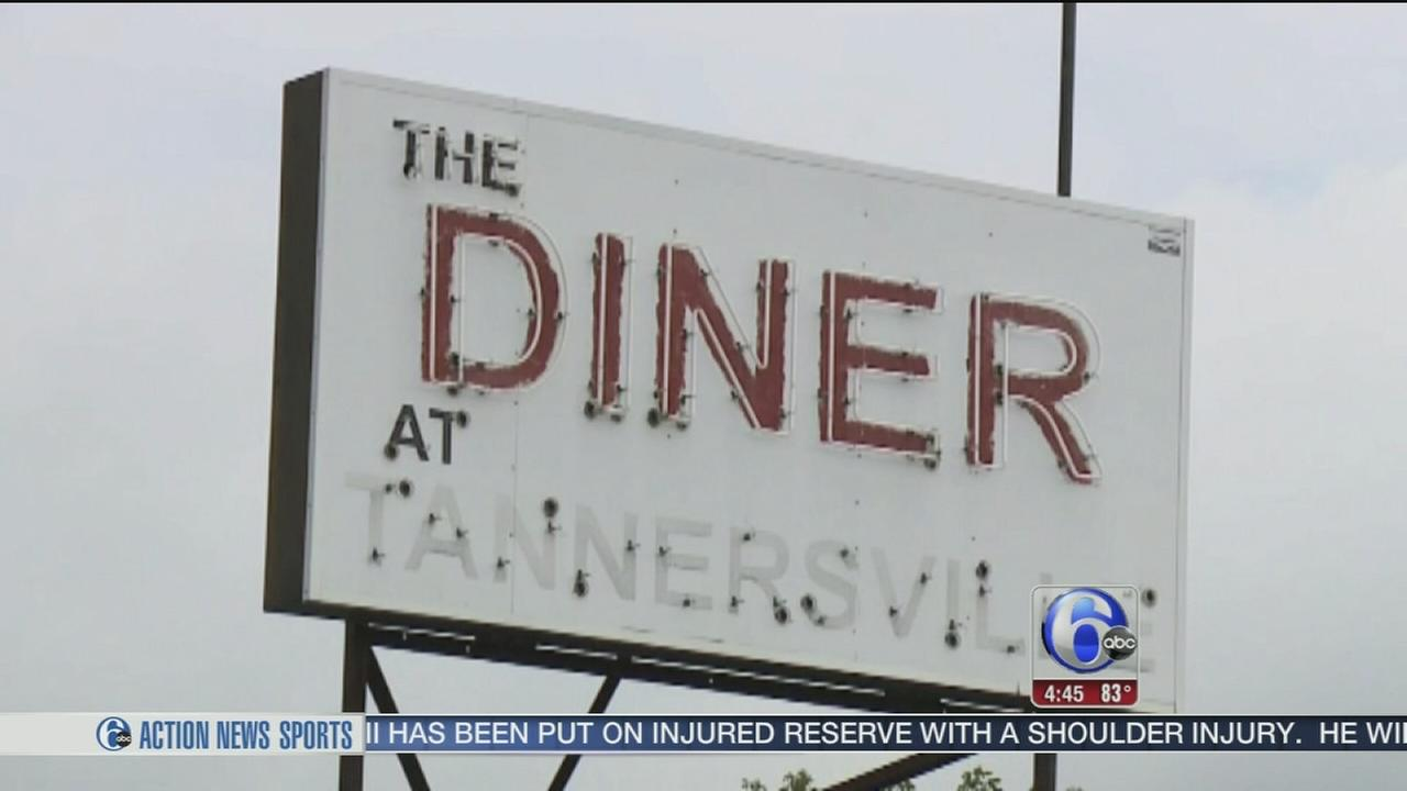 VIDEO: Pocono diner up for grabs
