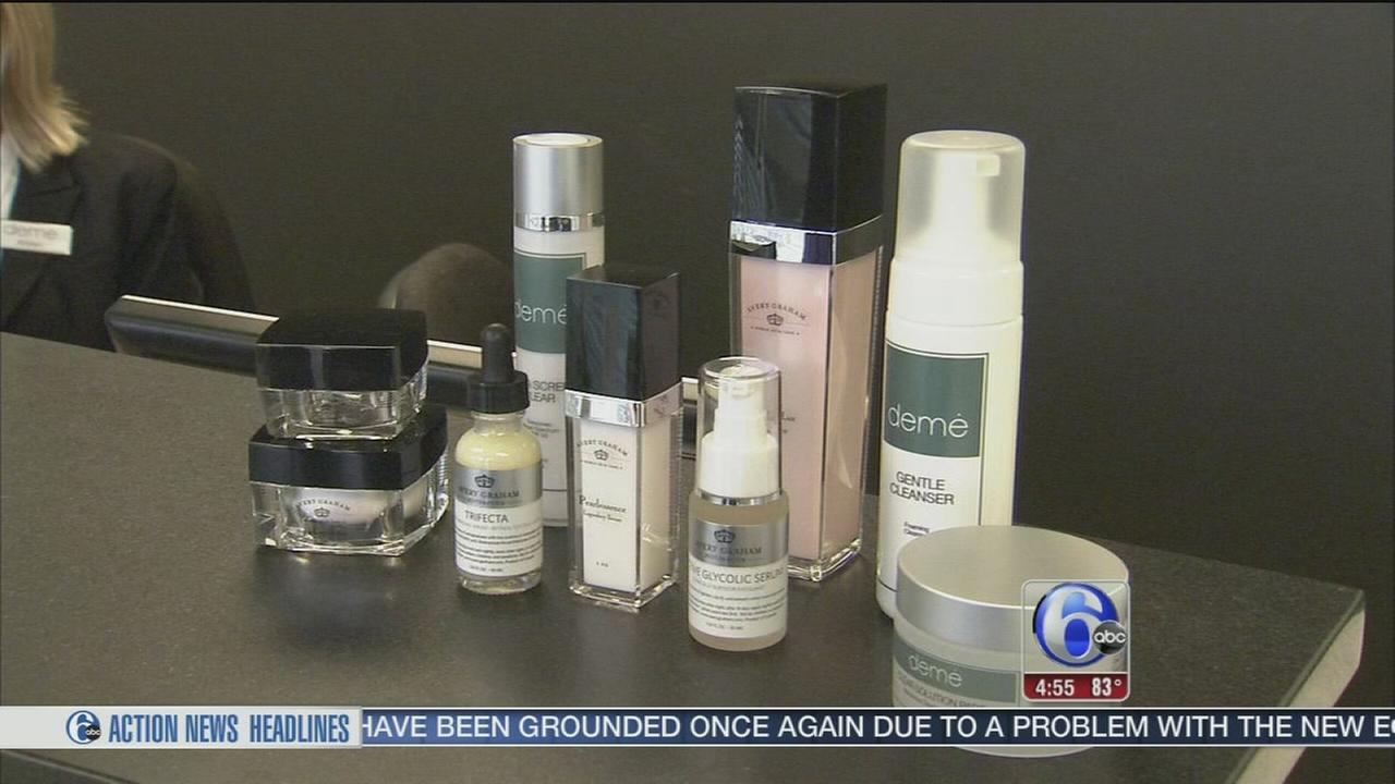 VIDEO: Local cosmetic center offers tips for fall skincare