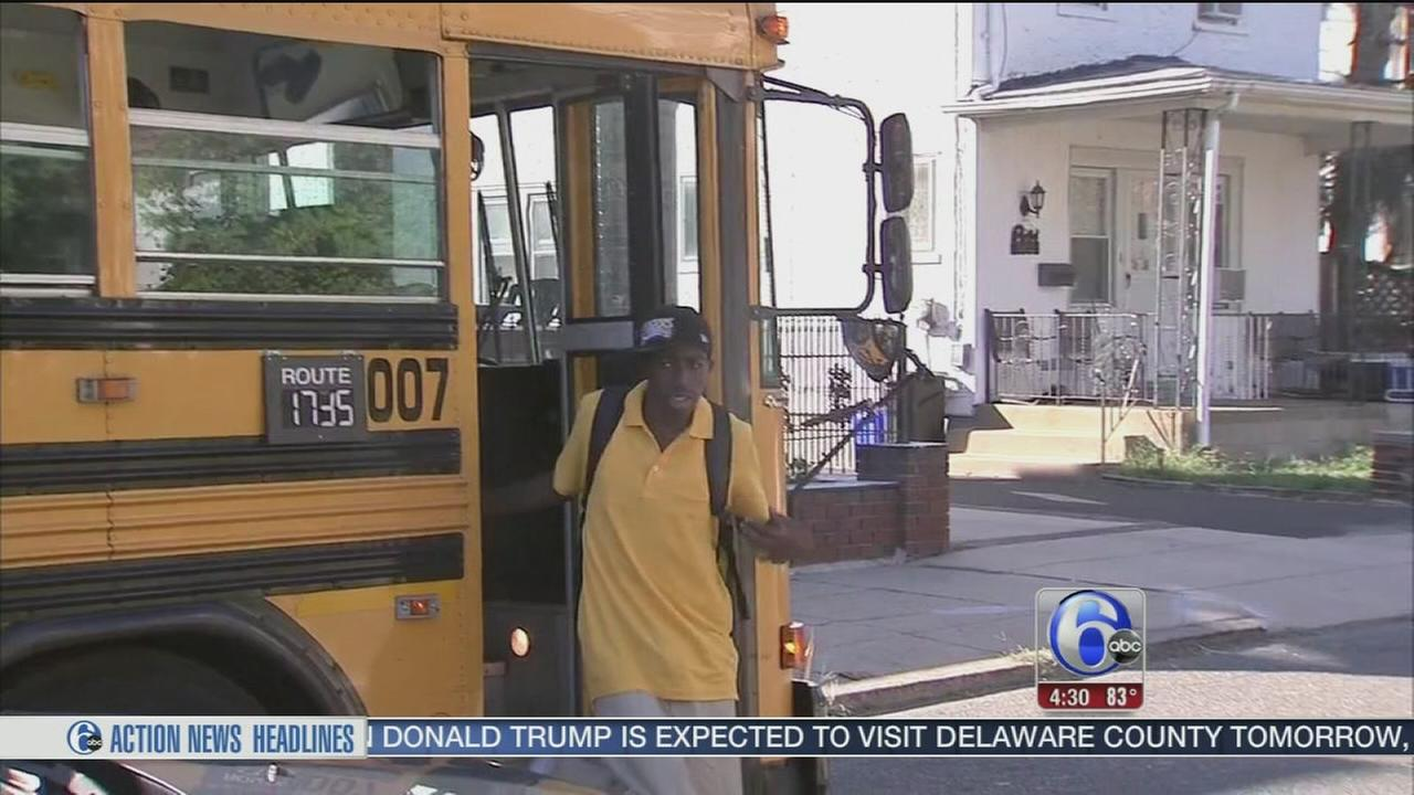 VIDEO: Bus vendor blamed for issues in Philly school district