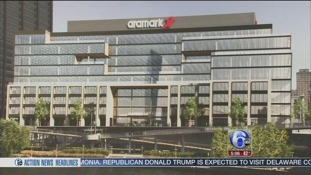 VIDEO: Aramark Corporation moving