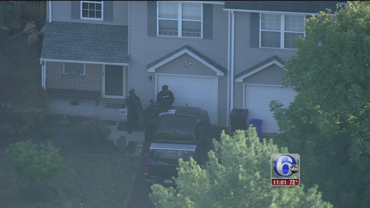 VIDEO: Montco standoff ends after 9 hours, man in custody