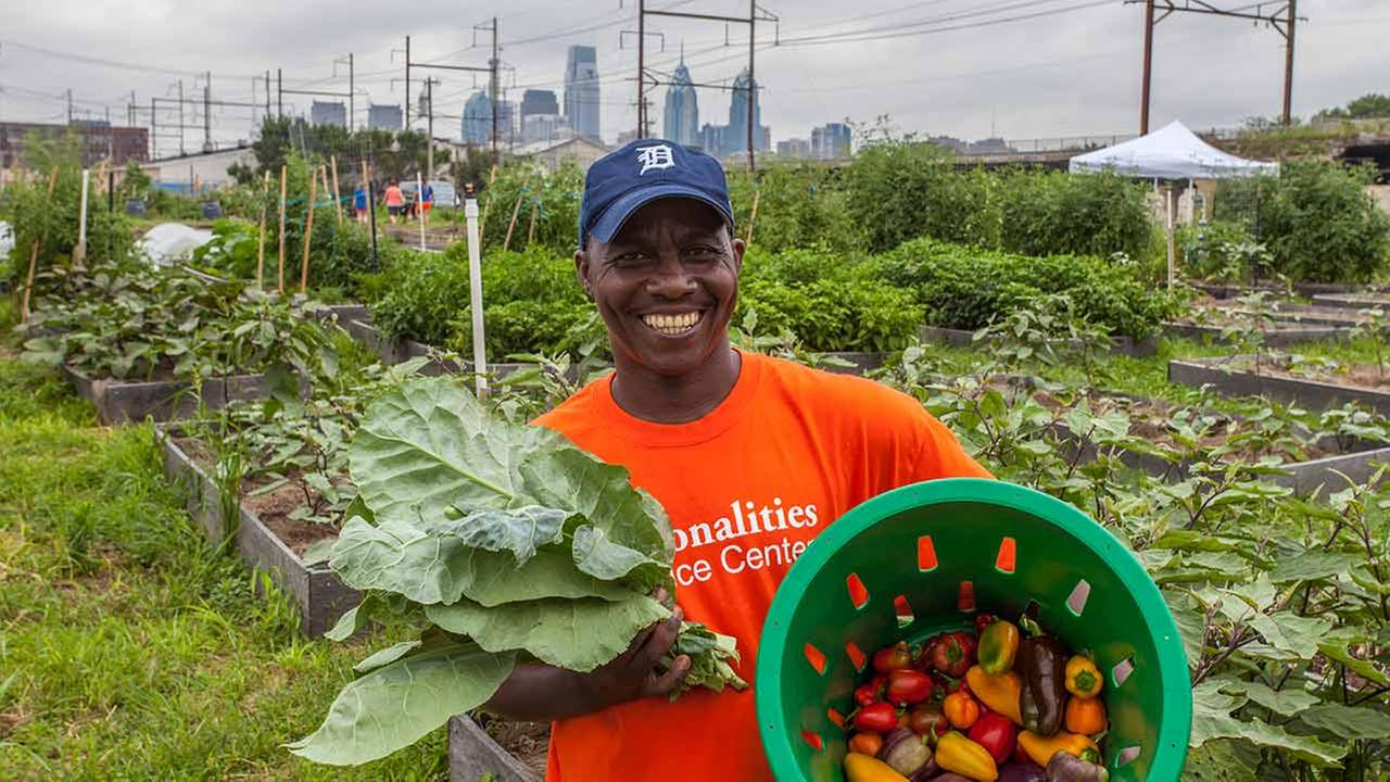 Grays Ferry garden brings community together