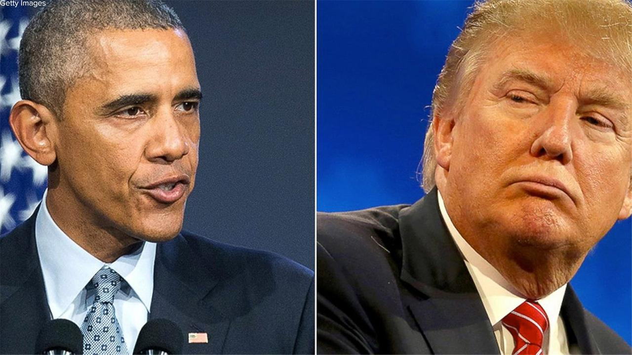 Trump finally acknowledges Obama born in US