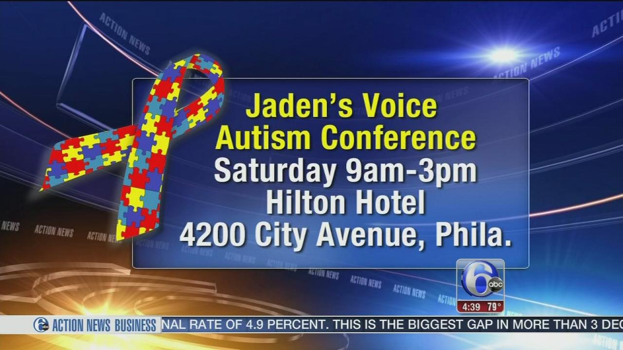 VIDEO: Nonprofit hosts conference to help families of children with autism