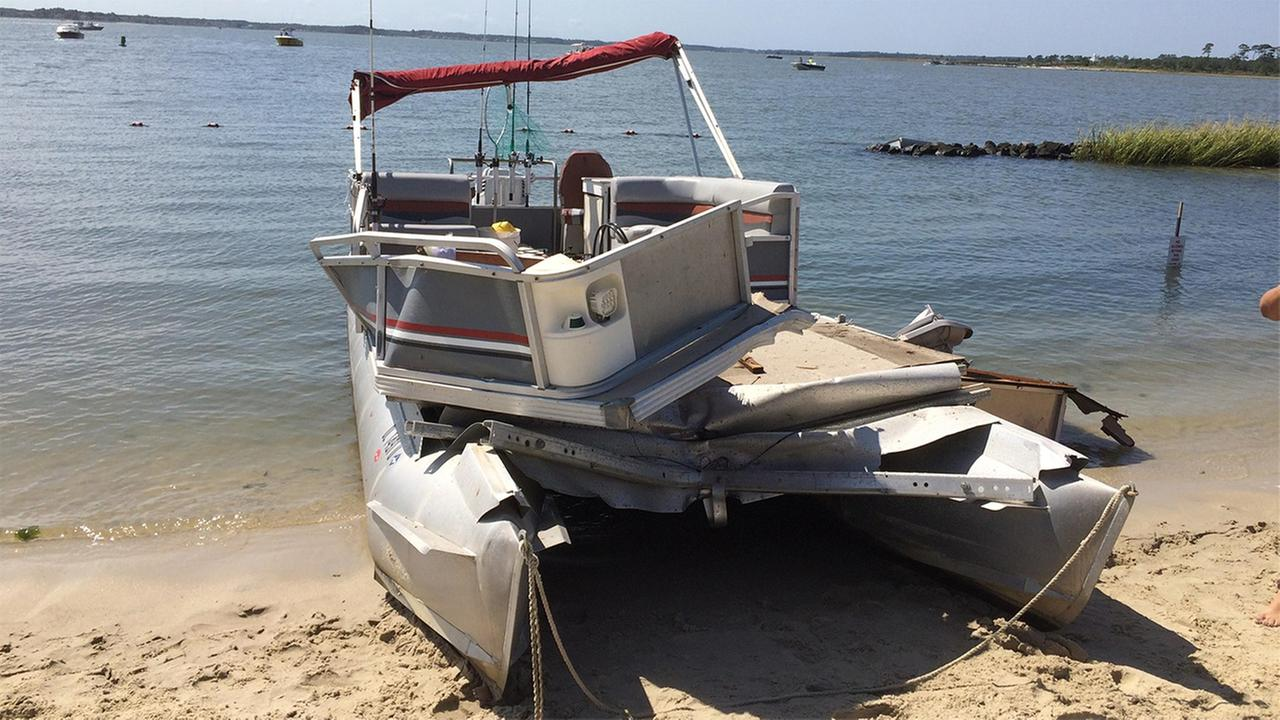 A 78-year-old man from Arizona was killed in a boating accident in Long Neck, Delaware.