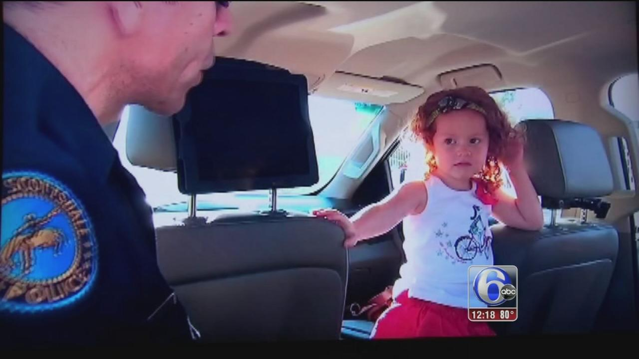 VIDEO: Mom calls cops on child