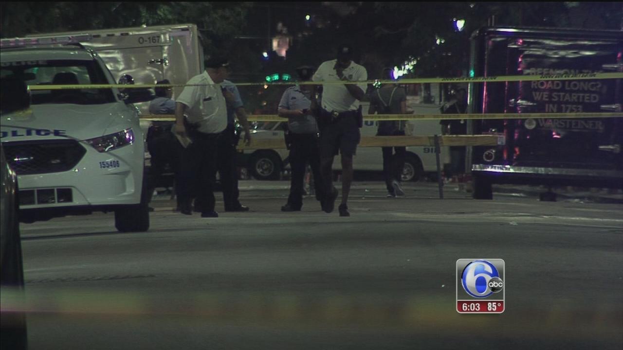 VIDEO: Violent weekend