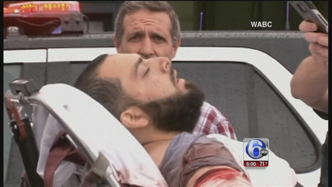 VIDEO: Man sought for bombings in New York, New Jersey in custody