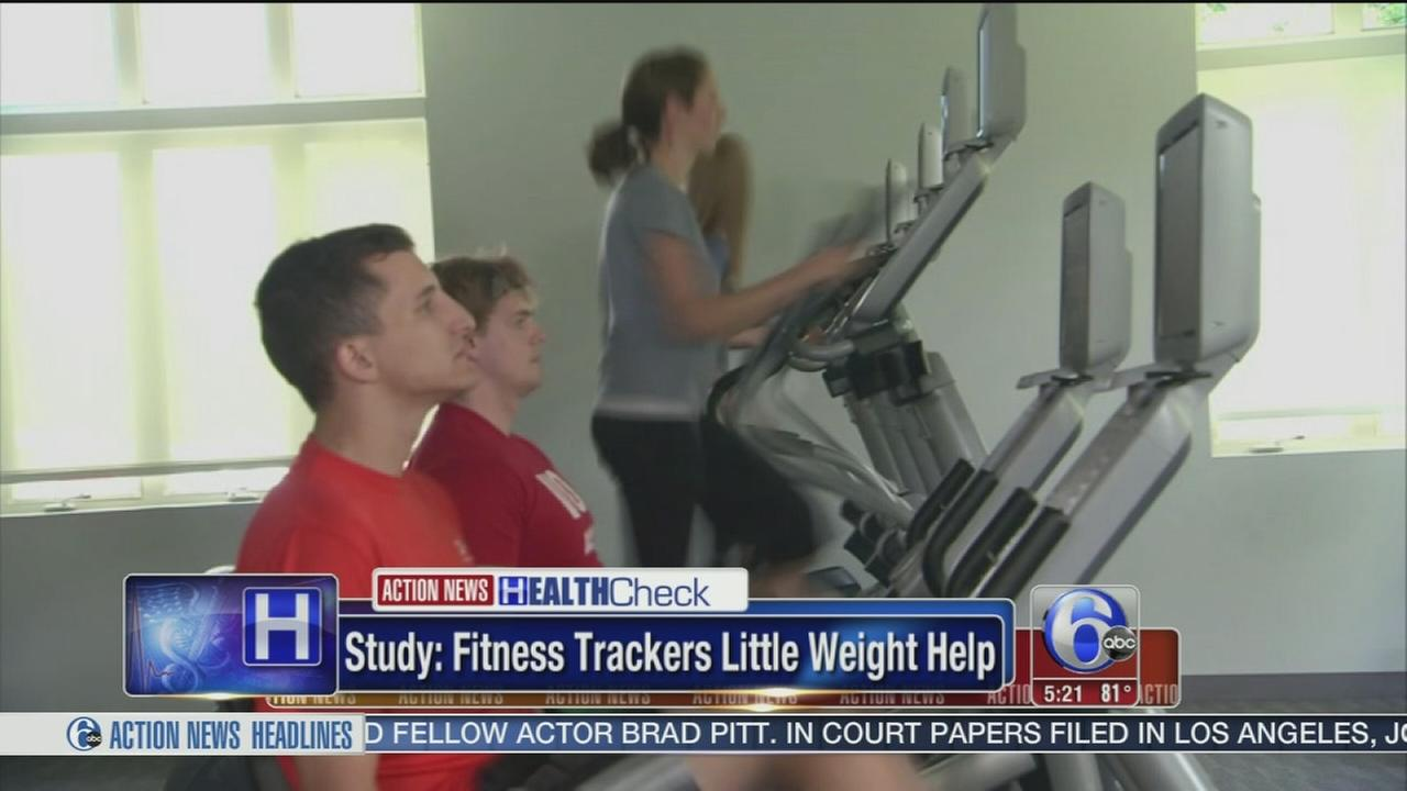 VIDEO: Activity trackers may not help with weight loss