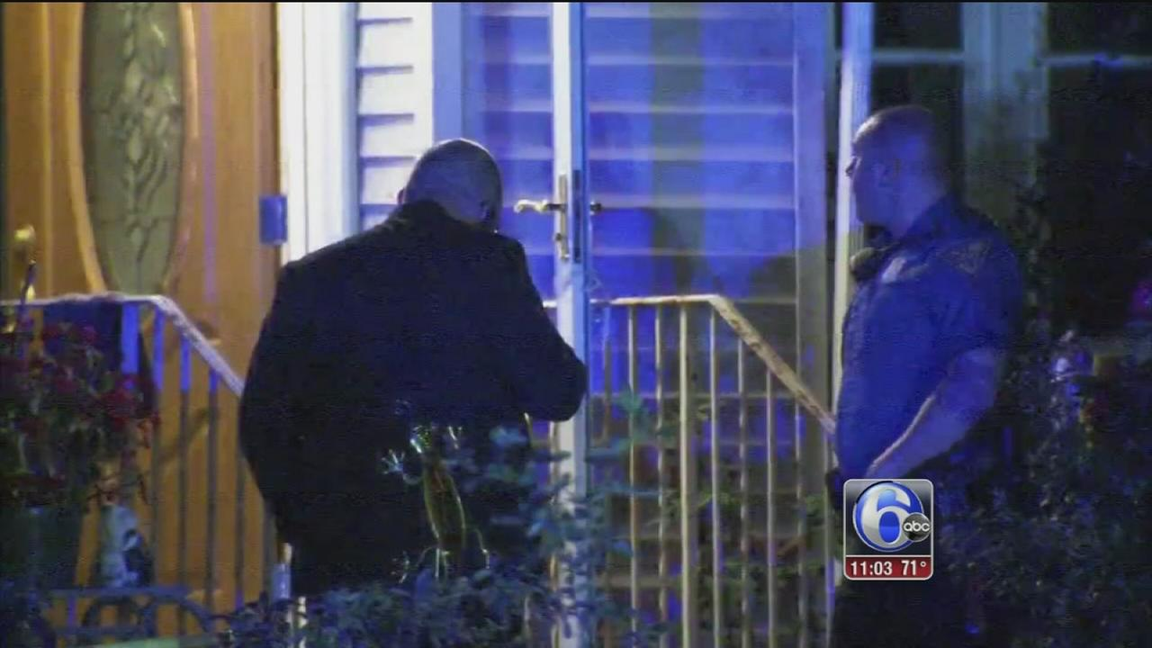 VIDEO: Vineland cop stabbed