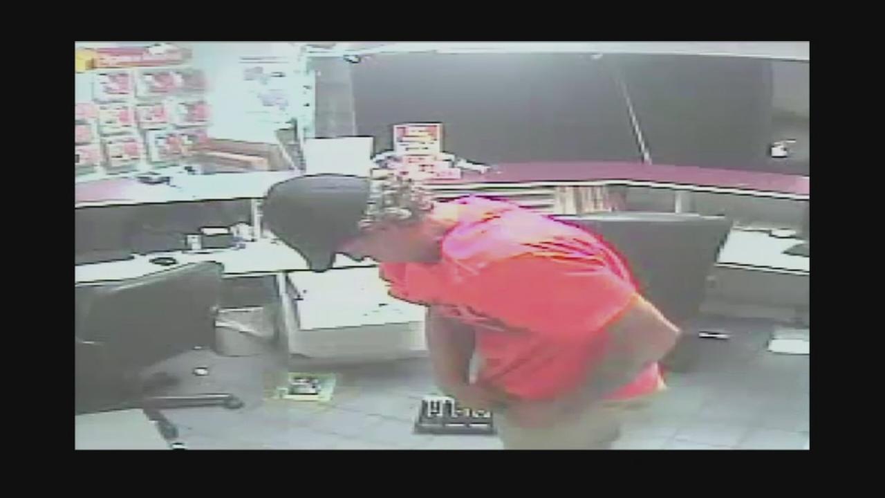 VIDEO: Burglars crash U-Haul into NE Philadelphia Public Storage