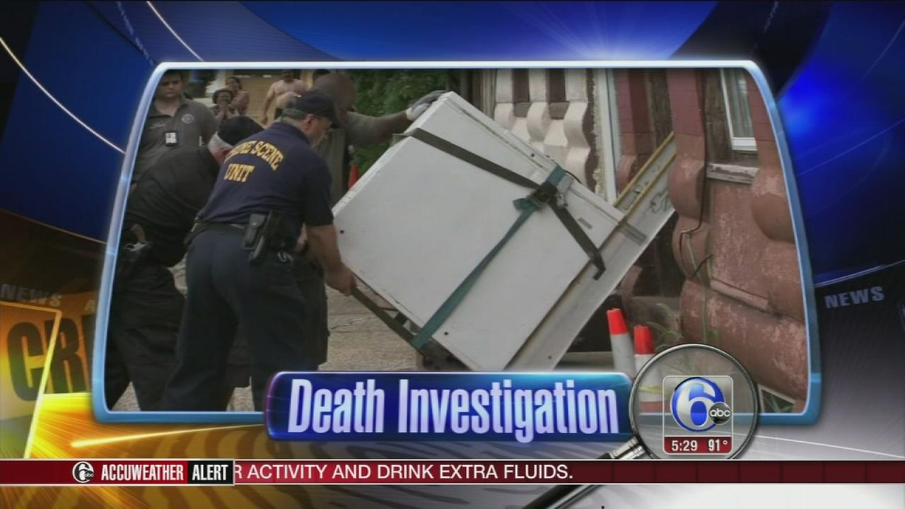 VIDEO: Freezer death investigation continues