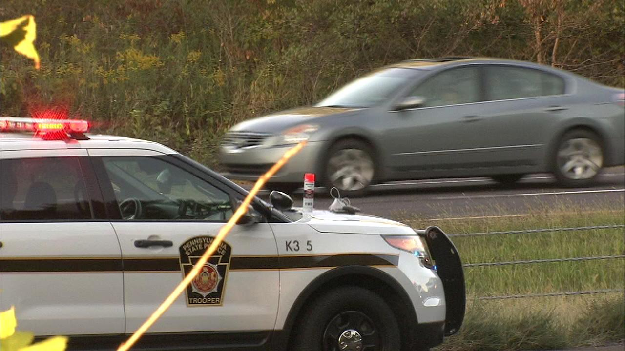 September 22, 2016: The accident happened just before 4:30 p.m. in the eastbound lanes of Route 422, just north of the Route 29 Interchange.