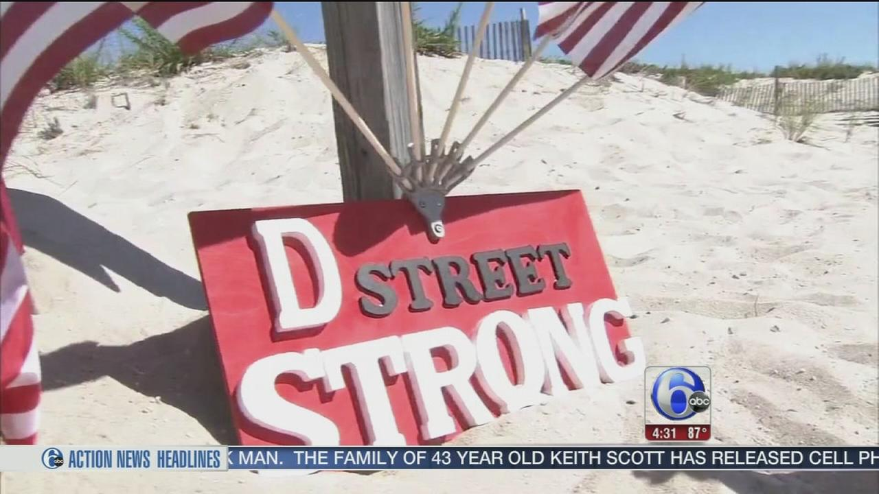VIDEO: Seaside Park comes to grips with bombing