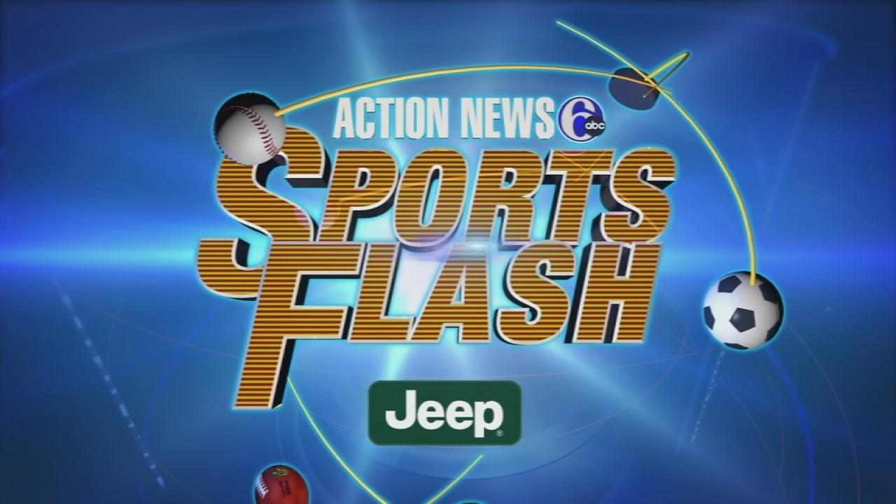 VIDEO: Action News Sports Flash: Wednesday July 2, 2014