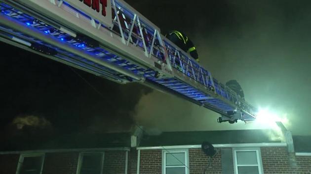 Mueren 2 Bomberos en incendio en Wilgmington, Delaware, USA