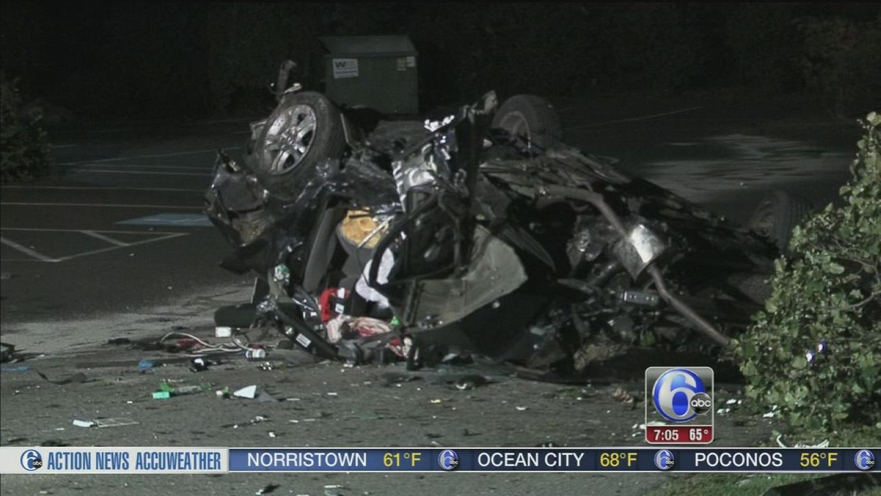 VIDEO: Man critically injured in vehicle crash in Somerton