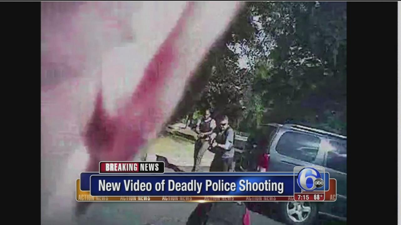 VIDEO: Deadly police shooting