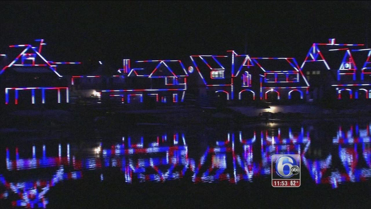 VIDEO: Boathouse Row