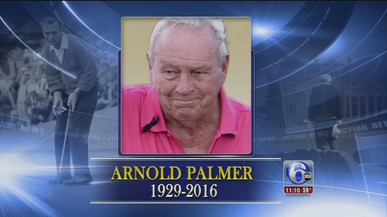 VIDEO: Arnold Palmer