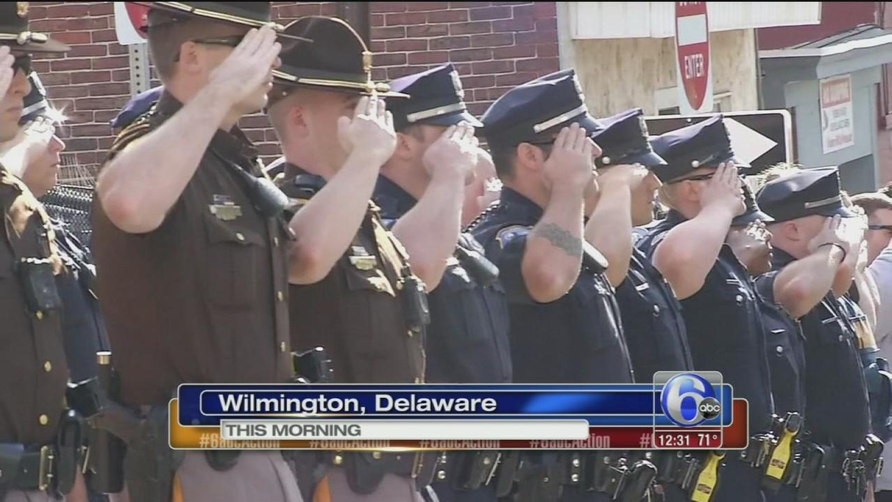 VIDEO: Fallen firefighters honored