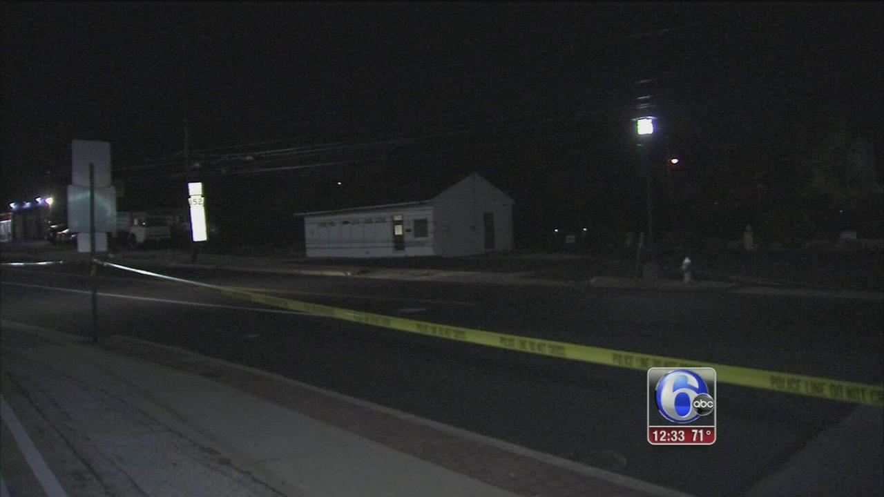 VIDEO: Shots fired in Abington Twp.
