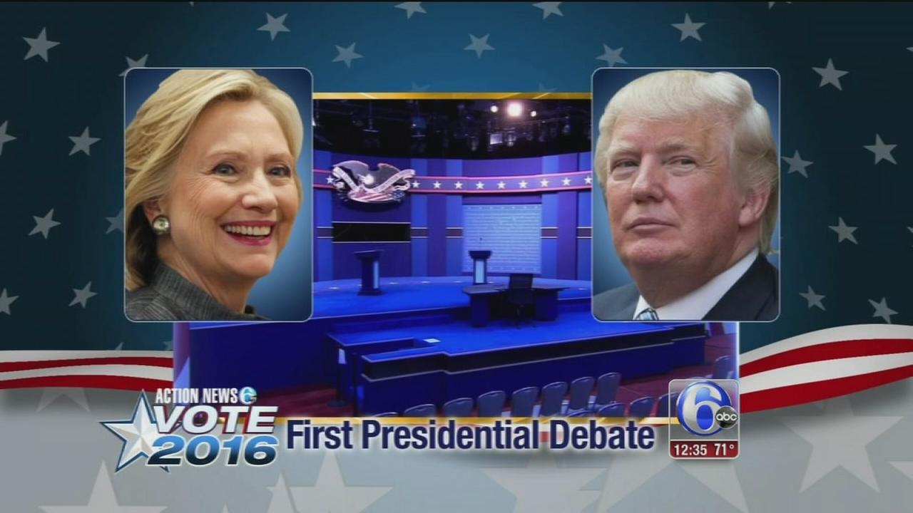 VIDEO: Countdown to presidential debate