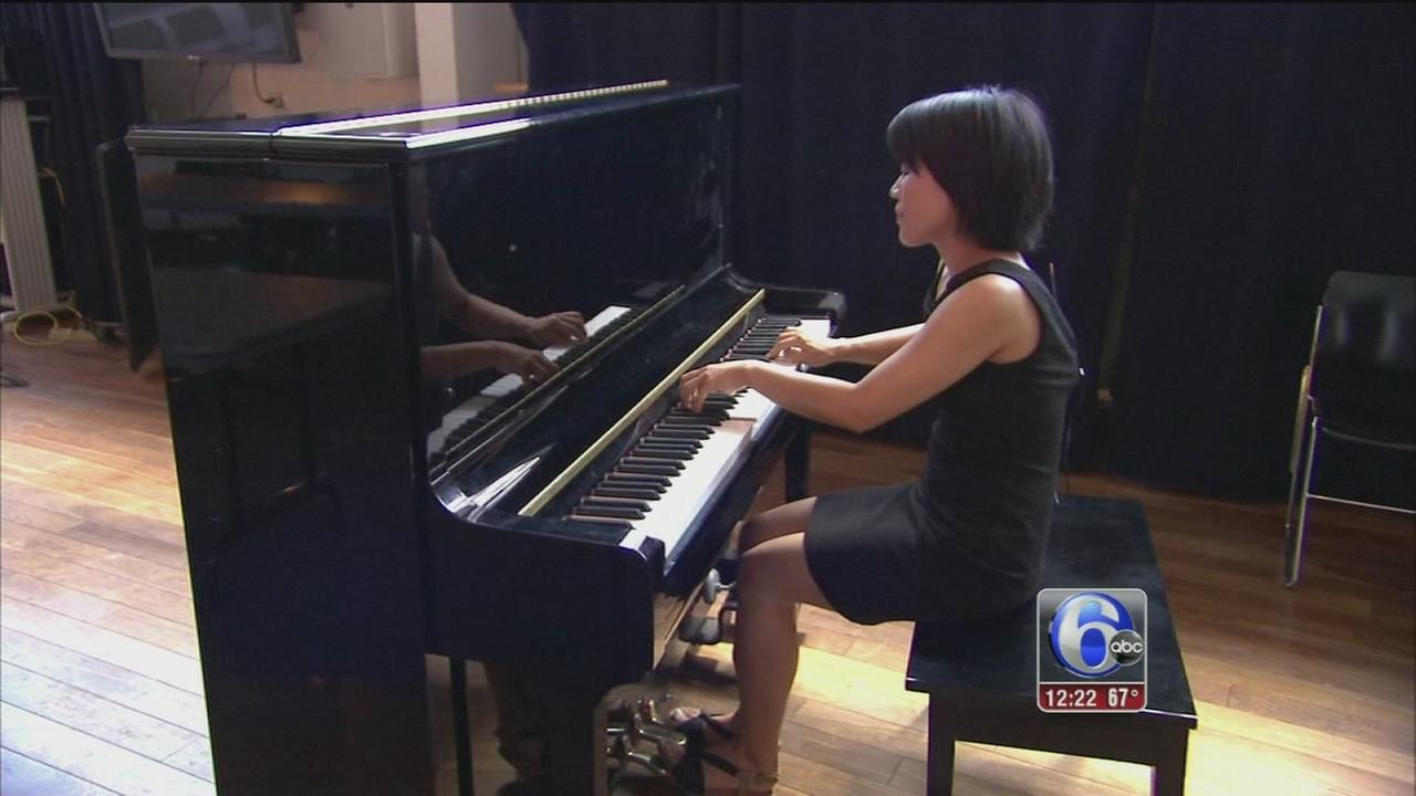 VIDEO: The Chamber Orchestra of Philadelphia preps for its first concert