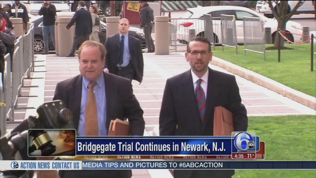VIDEO: Key bridge case witness: Traffic problems email no joke